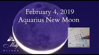February 4 Aquarius ♒ New Moon ~ Your Future Self Is Moving You Forward