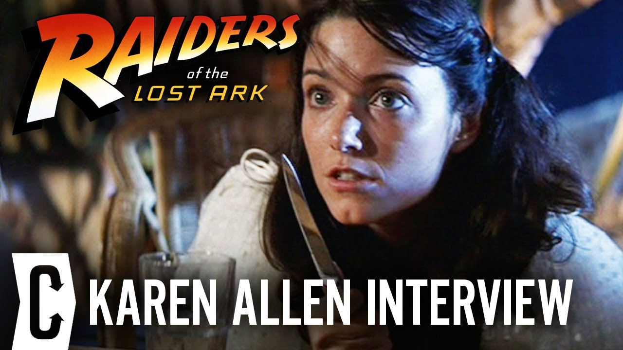 Was One of Raiders of the Lost Ark's Best Scenes Improvised? Karen Allen Sets the Record Straight