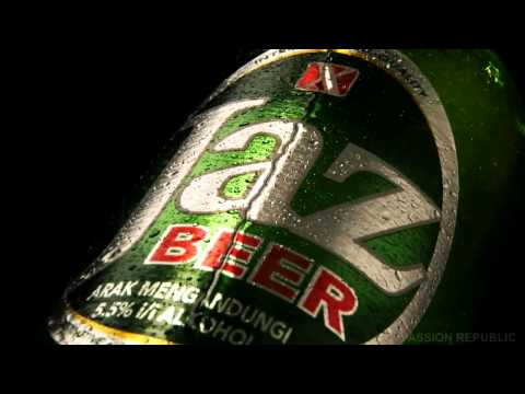 JAZ BEER commercial ad on Vimeo