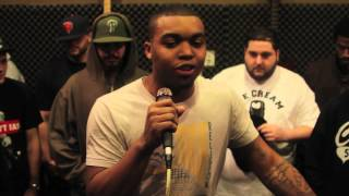 Marsten House Cypher Vol. 5 - Reef The Lost Cauze, Burke The Jurke, Stress The White Boy, Adlib