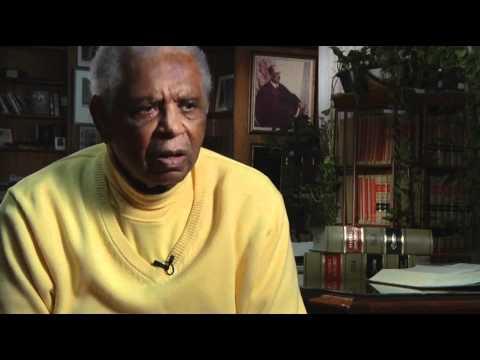 Hon. Damon Keith Interview on Rev.Dr.Frederick G. Sampson II
