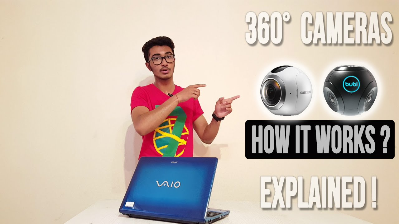 how degree camera work deg video explained how 360 degree camera work 360deg video explained