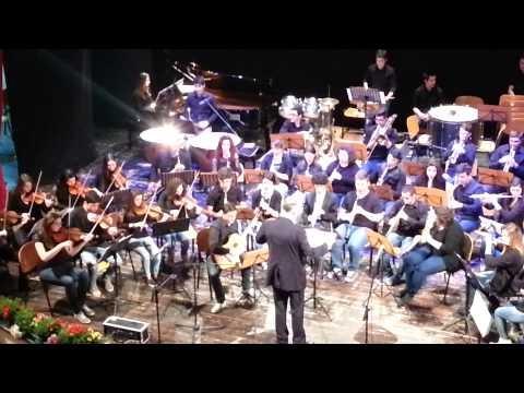 Tapas de Cocina 1° Concorso Musicale F.P.Tosti, Ortona. Orchestra del liceo musicale di Pescara