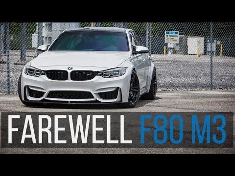 Farewell M3 Wash & GT350 Update