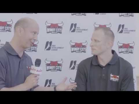 BullsTV Interview: Windy City Bulls Head Coach Nate Loenser