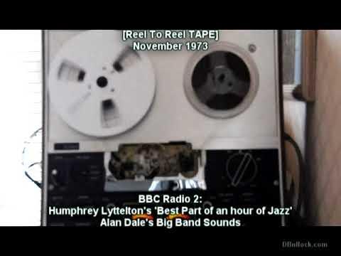 BBC Radio 2 ~ Humphrey Littleton ~ Best Part of an Hour of Jazz 1973