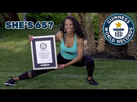 Oldest Fitness Instructor – Meet The Record Breakers