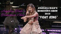 Angelica Hale's Hometown Show 2019 - Fight Song!