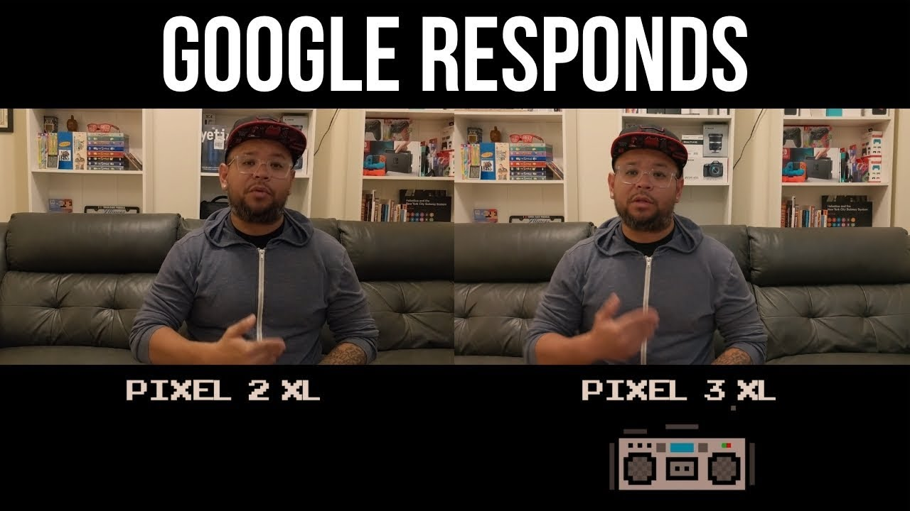 Google Addresses Its Awful Audio Recording Output on the Pixel 3 / Pixel 3  XL (feat  A Pixel 2 XL)