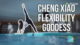 15 Minutes of Cheng Xiao being a flexibility goddess