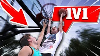 Most Intense 1 vs 1 Basketball Ever vs Jesser
