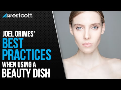 Beauty Dish Lighting Techniques With Joel Grimes