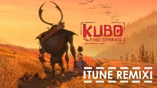 """(Official) Kubo and the Two Strings Music Video - """"While My Guitar Gently Weeps"""" by Regina Spektor"""