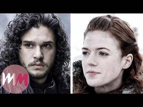 Top 10 Haters Turned Lovers in TV Shows - YouTube