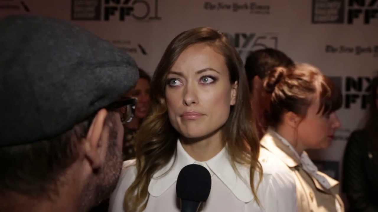 "NYFF51: Olivia Wilde | ""Her"" Red Carpet"