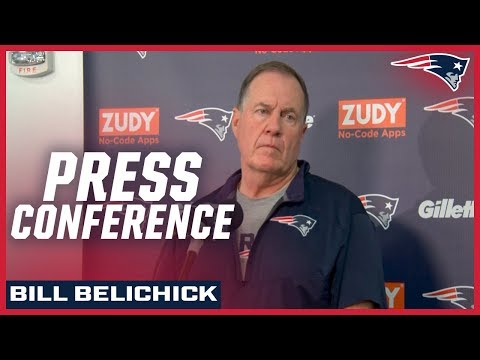 """Belichick on last play: """"we need to coach it better, play it better"""""""