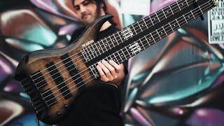 8 STRING BASS - FM Guitars by Felix Martin