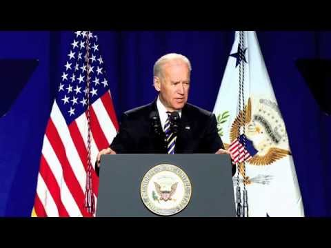 Vice President Biden Praises the ABA for Supporting Legal Services Corporation
