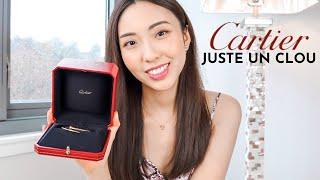 Cartier Juste Un Clou Bracelet | Review, Pros & Cons, Wear & Tear, Juste Un Clou vs. Love Bracelet YouTube Videos