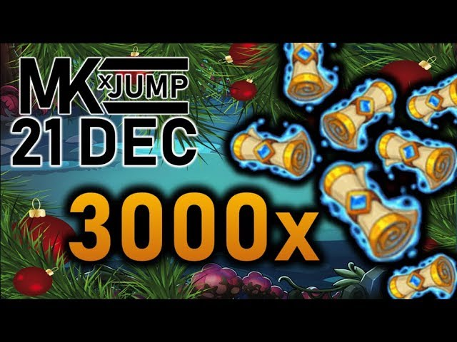IDLE HEROES: Christmas Event - Over 3000 Summons!