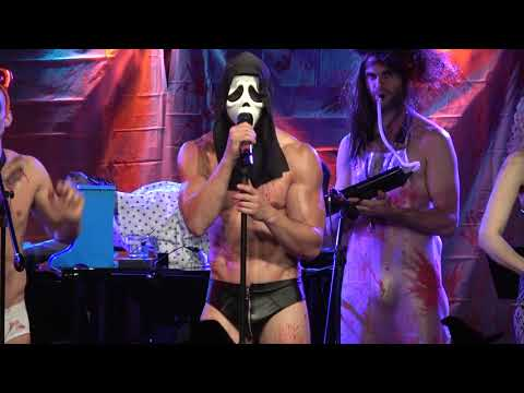 The Skivvies and Nick Adams - Spooky Broadway Trivia/Call Me Medley