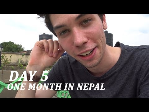 ARE NEPALI PEOPLE RUDE? — One Month in Nepal // Day 05