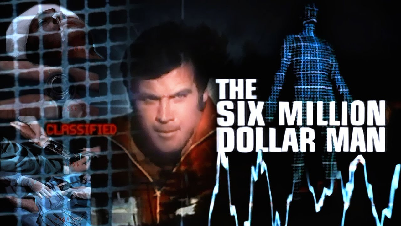 The Six Million Dollar Man Opening And Closing Theme With Intro Hd Surround You