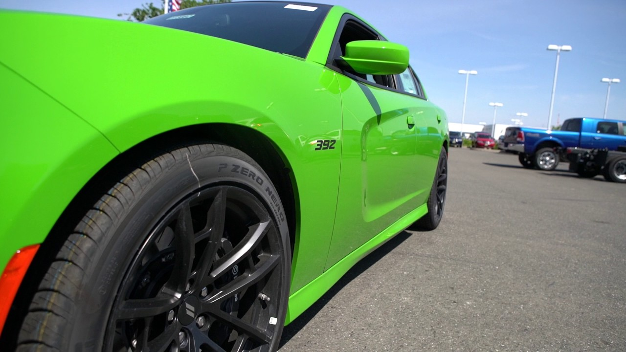 Elk Grove Dodge >> 2017 Dodge Charger Daytona 392 Special Edition 485HP and 6 Piston Brembo Brakes! - YouTube