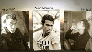 Mr DiAbLo Feat Mr BaiJi Feat Simo Merraoui - Temenit - rObLa fLoW 2012 Hip Hop Maroc
