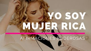 YO SOY MUJER RICA | Afirmaciones Poderosas screenshot 5