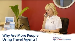 Travel Agents Taking Off with Expedia CruiseShipCenters