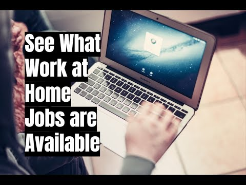 8 Work From Home Job Sites for Finding Work