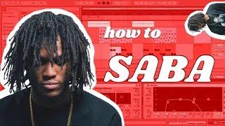 How to Make Experimental Jazz Rap: Like SABA