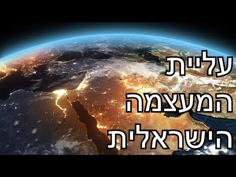 המעצמה הישראלית   עליית ישראל כמעצמה עולמית