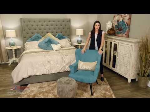 Upholstered Headboard Design Tips
