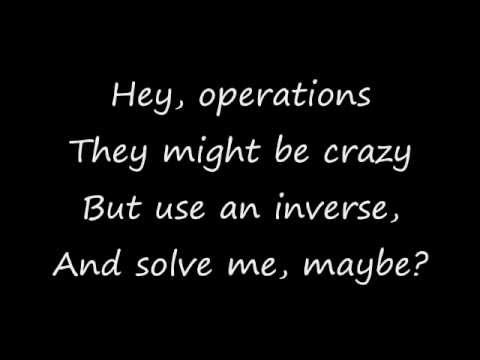 Solve Me Maybe-with vocals & lyrics