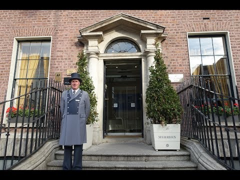 Review: The Merrion Hotel, Dublin