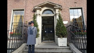 Review: The Merrion Hotel, Dublin