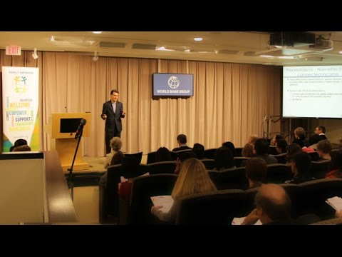 U.S. Tax Issues and Planning for G-4 Visa Holders Seminar