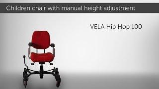 VELA Hip Hop 100 activity chair