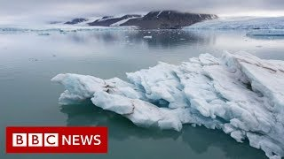 Why is there plastic in Arctic snow? - BBC News