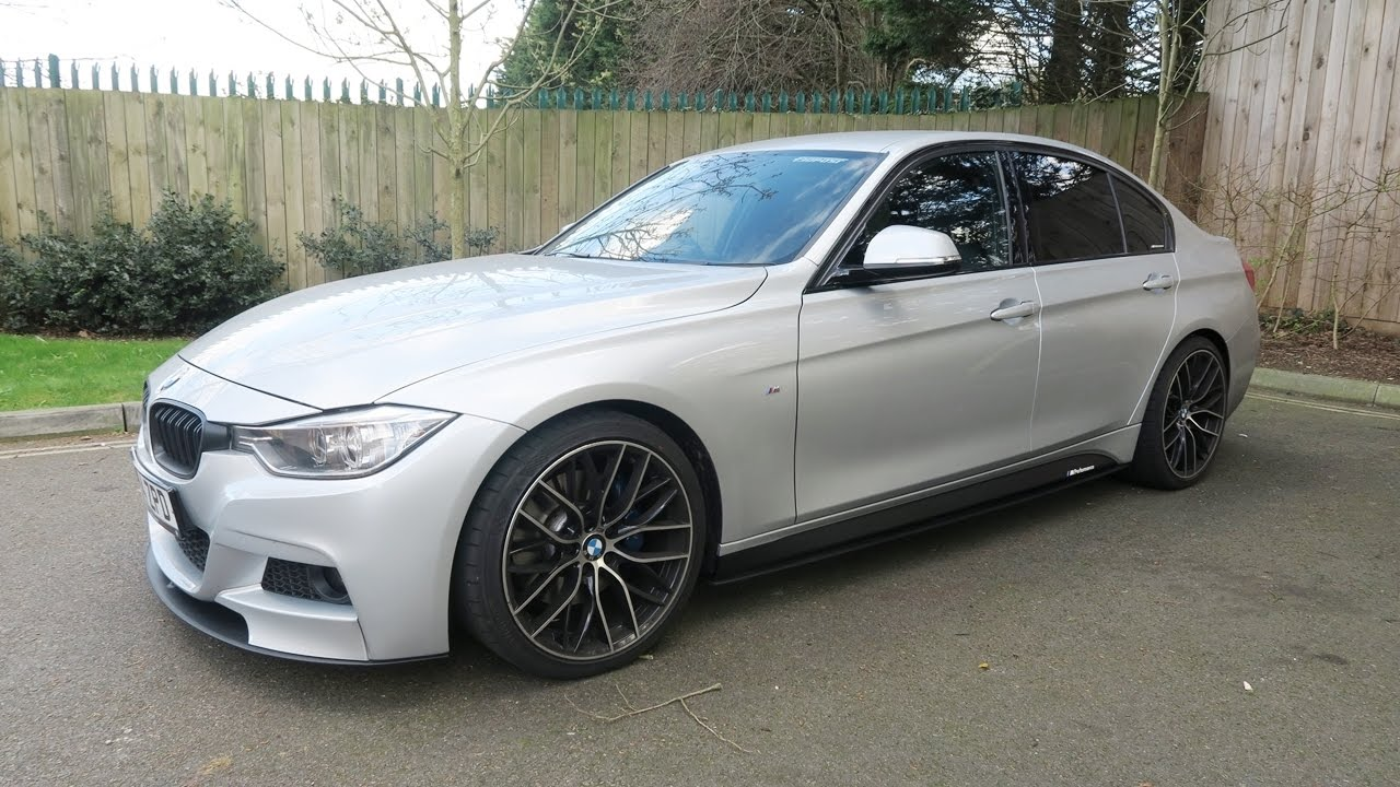 My Car Is Complete 15 Months Later M Performance Bmw F30 320d M Sport 2014