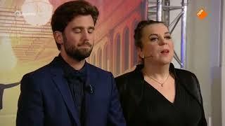 Casta diva met Ruud Feltkamp en Francis van Broekhuizen in Maestro