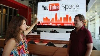YouTube Space LA: Professional Production Facilities For Partners