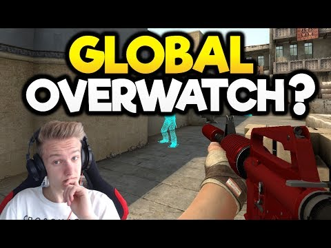 GLOBAL TACTICS IM OVERWATCH? - CS:GO Overwatch