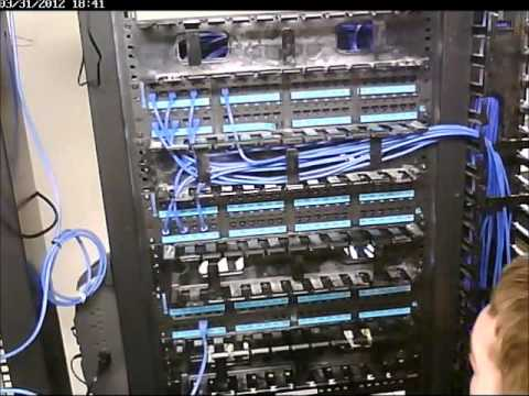 Patch Panel Rewiring Youtube