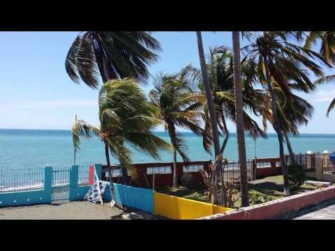 Barrio Playa Sector Coco Margarita en Salinas, Puerto Rico...