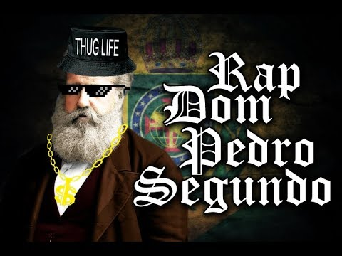 Rap Dom Pedro II - Conhecimento Geral feat Felipe Dideus
