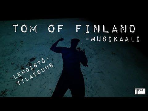 Tom of Finland -musikaali LEHDISTÖTILAISUUS