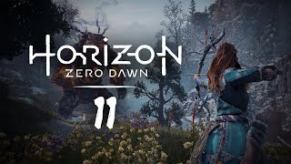 "11 • Прохождение ""Horizon Zero Dawn"" • Клад Смерти"